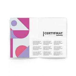 Certyfikaty, Dyplomy